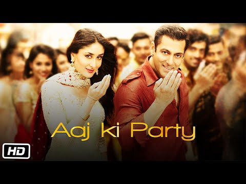 Thumbnail: 'Aaj Ki Party' VIDEO Song - Mika Singh | Salman Khan, Kareena Kapoor | Bajrangi Bhaijaan