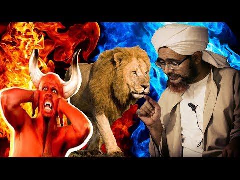 Karomah Ajaib Habib Umar Bin Hafidz Menjinakan Singa, Menundukan Jin & Doanya Yang Wafat Bisa Hidup