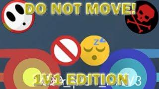 Bonk.io - Do Not Move! 1v1 Funny Fails (With Shyguymask)