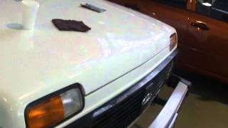 подготовка авто к продаже: убираем рыжики, смываем окись с кузова