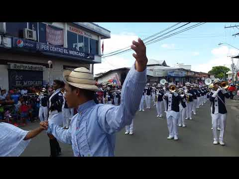 Banda de música Angel Maria Herrera Alguien te extraña - 6 de Noviembre Penonomé 2017