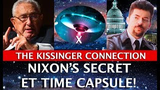 PRESIDENT NIXON HID EVIDENCE OF ALIEN LIFE IN WHITE HOUSE TIME CAPSULE! DARK JOURNALIST