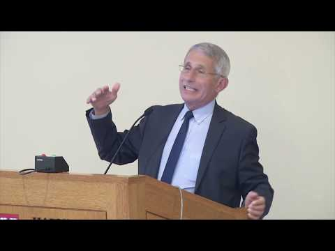 Outbreak Week: Preventing Epidemics in a Connected World: Anthony Fauci