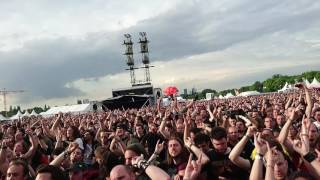 Amon Amarth - Download Paris 2016 - Gardians of Asgaard - full