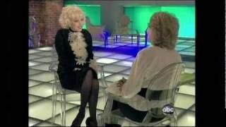 Lady Gaga - Illuminati Puppet - Interview Barbara Walters