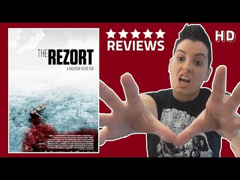 The ReZort 2016 Movie  Dougray Scott Zombie Horror