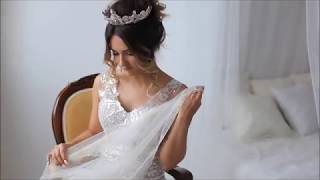 Обзор свадебного платья QUEEN
