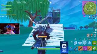 Ninja Victory Royale with Shogun skin *Fortnite Battle Royale