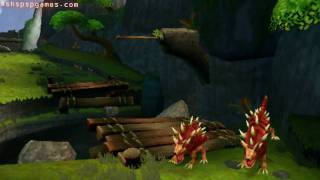 Jak & Daxter: The Lost Frontier - PSP - #02. Bring The Crystal To Keira