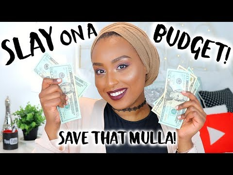 How To SLAY On A Budget! | 5 Tips On Saving Money While Shopping | Aysha Abdul