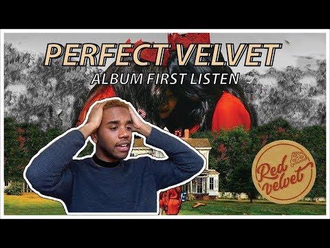 THE 2ND ALBUM: 'PERFECT VELVET' by RED VELVET | FIRST LISTEN | KPJAW