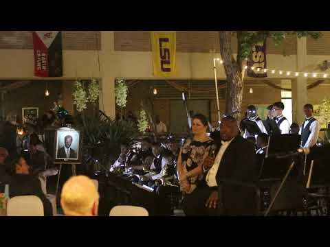 Intro into You Deserve It/ Southwood High School Music Department 2019 Concert in the Courtyard