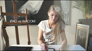 IPad vs Wacom