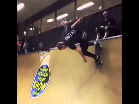 Clay 540 flip no pads