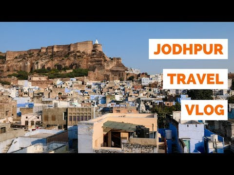 Jodhpur City Guide | India Travel Video in Rajasthan