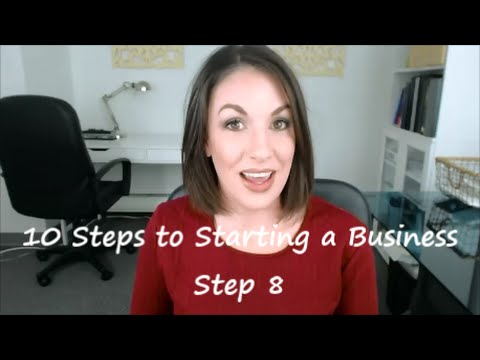 10 Steps to Starting a Business: Step 8 Open a Bank Account - All Up In Yo' Business