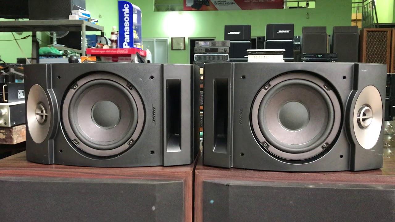 Bán loa Bose 201 seri 5 đẹp xs,giá 4tr/1 đôi.