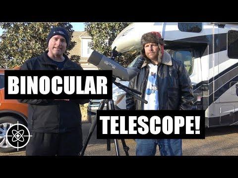 Telescope Tips- Episode 19.  Binocular Telescope, Best Binoculars For Astronomy