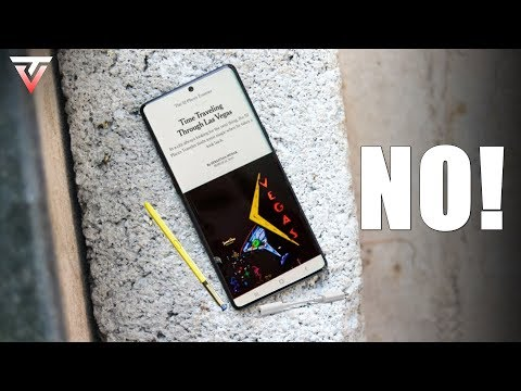 Galaxy Note 10 - They're DITCHING THE HEADPHONE JACK
