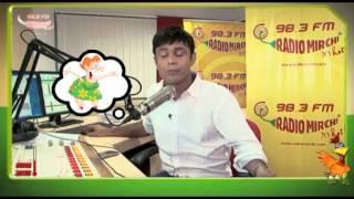 RJ Naved ka Murga aur Visiting card