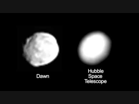 Vesta Dwarf Planet