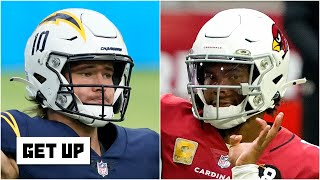 The top 5 QBs in the NFL under 25, according to Ryan Clark | Get Up