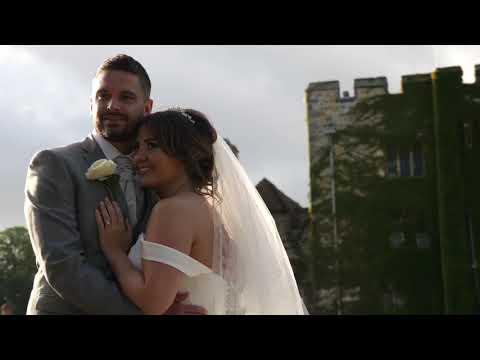 Italian Garden Wedding at Hever Castle