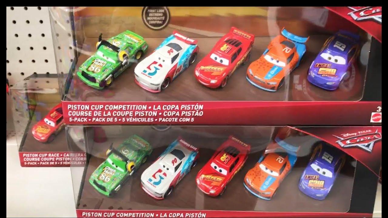 Cars 3 Toys Walmart Toy Hunt New Diecast Next Gen Bumper Save