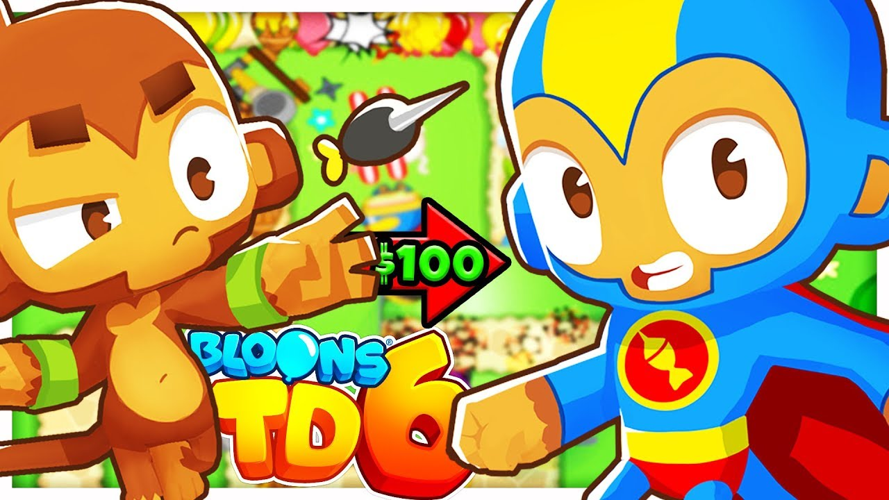 $100 BUYING EVERY KNOWLEDGE BOOK FOR ALL TOWERS - BLOONS TOWER DEFENSE 6  (BLOONS TD 6) | JeromeASF
