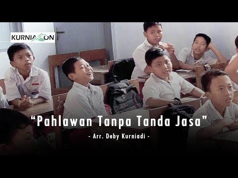 Pahlawan Tanpa Tanda Jasa [Instrumental + Lirik] by Deby Kurniadi