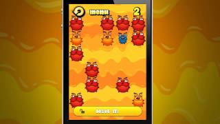 Stoked Gameplay Video (iOS puzzle game)
