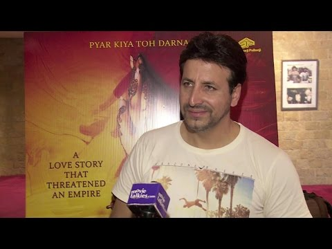 Nissar Khan As Akbar - Exclusive Interview | Mughal-E-Azam - The Play