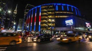 VLOG#4: NYC/RANGERS Vlog