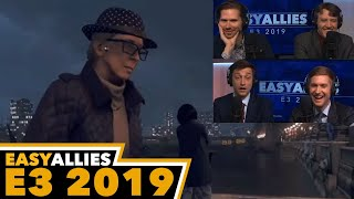 Watch Dogs: Legion - Easy Allies Reactions - E3 2019