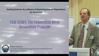 Steve Gephard (Dept. of Energy and Environmental Protection, State of Connecticut) Overview