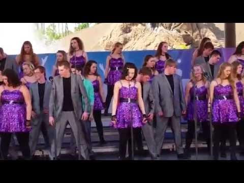 Brodhead Wi Show Choir 2015 Disney