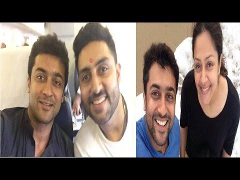 Surya Sivakumar Awesome Selfie Photos Tamil Actor Surya Coll