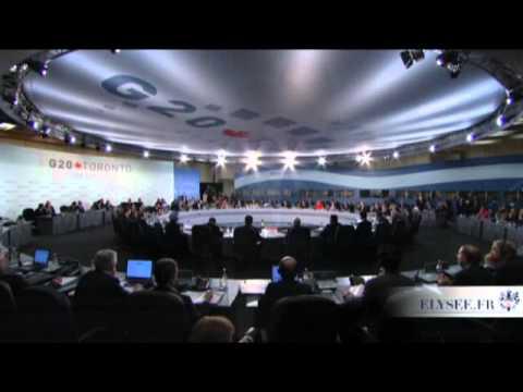 Le Directeur général du Trésor raconte les coulisses du G20 de Toronto