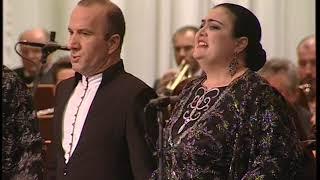 Опера Раскаты далекого грома композитора А  Нехай в концертном исполнении