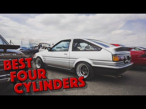 15 Best Sounding 4-cylinder Engines