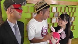 静岡朝日テレビ「ピンクス」♯8 番組PR 出演:さわやか五郎、加藤里保菜...
