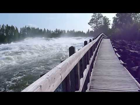 Storforsen Waterfall - 12.07.2015
