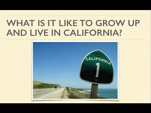 English: Gateway to the World - Week 2: Life in California