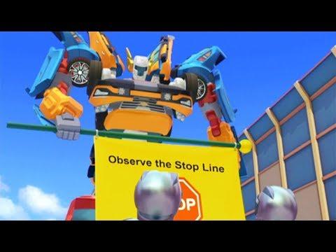 TOBOT English | 117 Tails and Tailpipes | Season 1 Full Episode | Kids Cartoon | Kids Movies