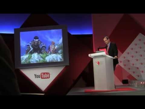 Larry Lessig's presentation at the Monaco Media Forum 2008