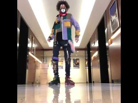 Xxxtentacion - Hope | Mateo Bowles #ayoandteo (dance video)