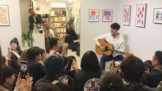 20190404 Ezra Koenig LIVE Performance - Tokyo