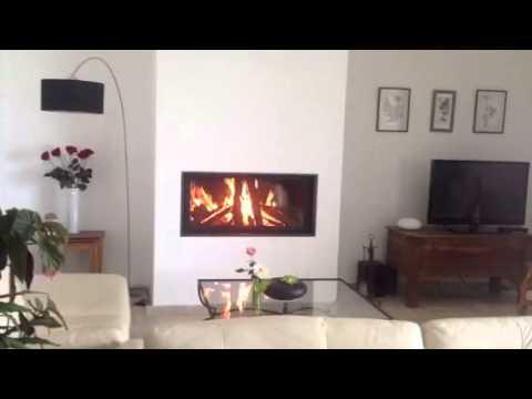Chemin E Contemporaine Maison D 39 H Tes Bleu Azur Youtube