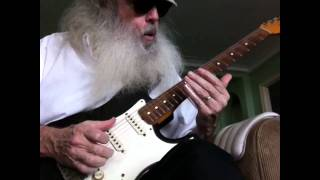 Guitar Lesson - Rollin and Tumblin in D Guitar Lesson