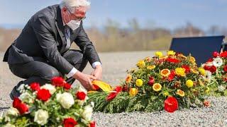 """Steinmeier auf Gedenkveranstaltung: """"Buchenwald steht für Rassenwahn, Folter und Vernichtung"""